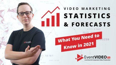 Video Marketing Statistics 2021 with Forecast