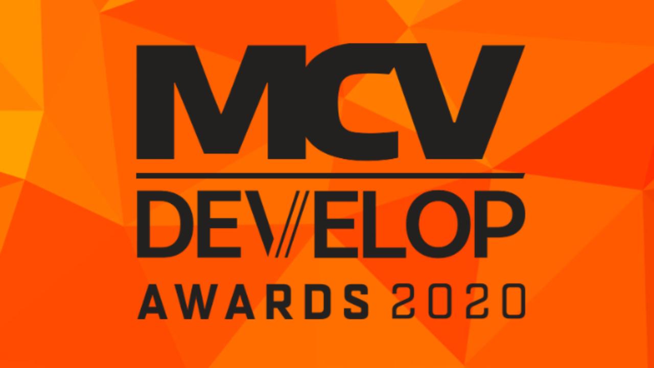 MCV/Develop Awards 2020 Logo