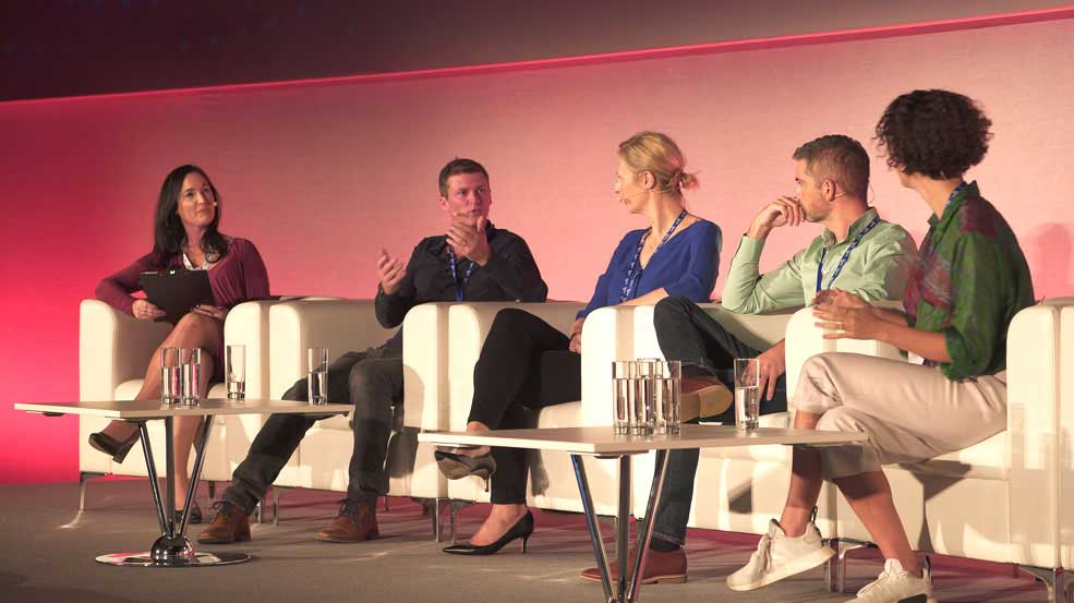 Music Week Tech Summit 2018 at The O2 Arena London Conference Filming
