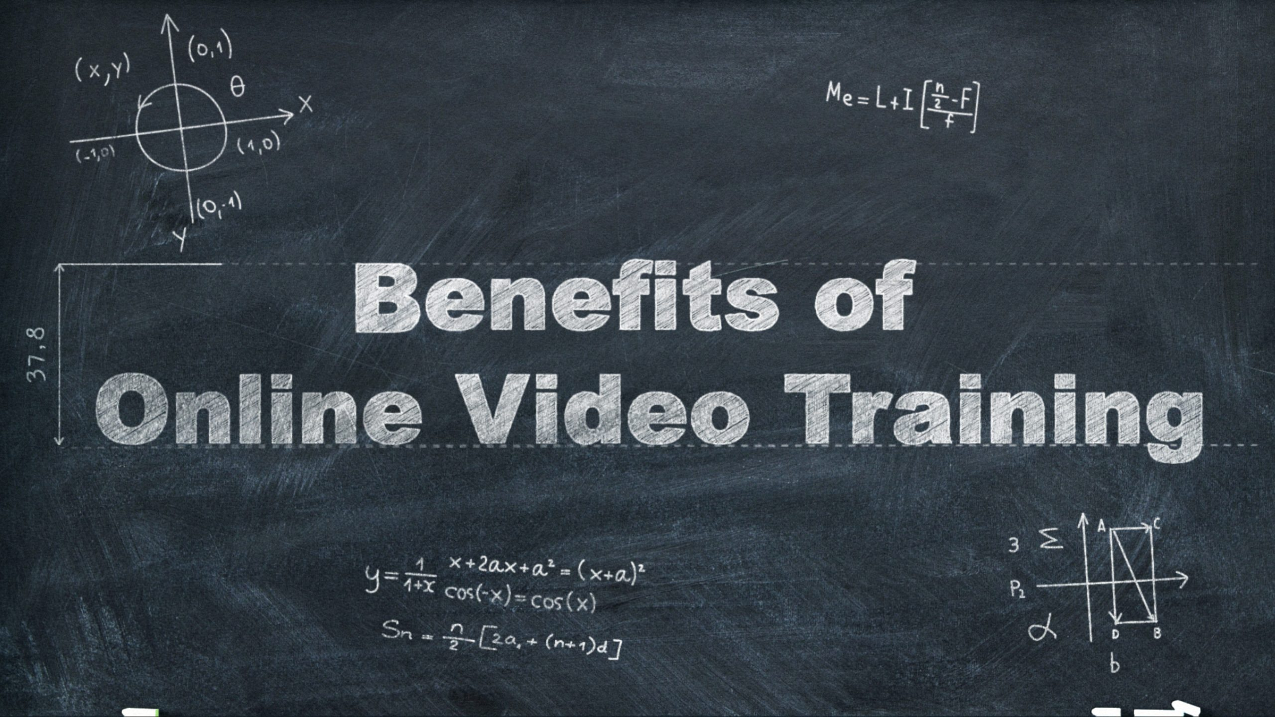 Benefits of Online Video Training